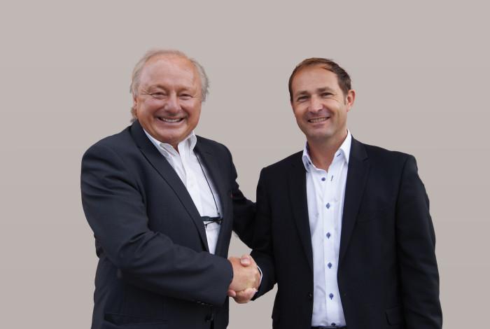 Anton Scherbinek und Christian Poschner