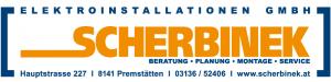 Scherbinek Logo
