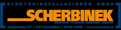 Logo Scherbinek
